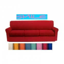 COPRIDIVANO SMILE 4 POSTI LOVELY HOME