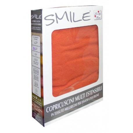 COPRICUSCINO SMILE 1 POSTO ARANCIO