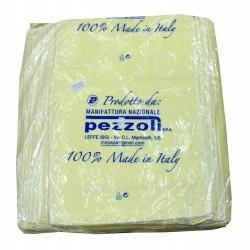 CONFEZIONE 10 + 10 PEZZI ASCIUGAMANI + OSPITI TINTA UNITA MANIFATTURE PEZZOLI