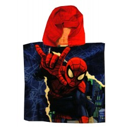 PONCHO BAMBINO ULTIMATE SPIDERMAN MARVEL