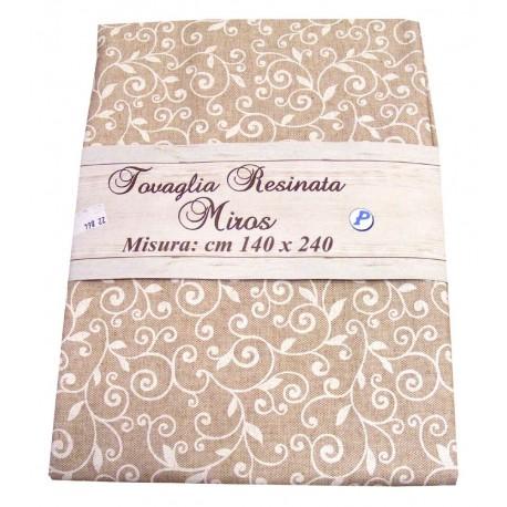 TOVAGLIA RESINATA FOGLIOLINE MIROS PEZZOLI