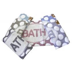 TAPPETO BAGNO 50X80CM BATH SOPHIE